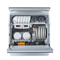 松下(Panasonic)洗碗机 台式80°除菌烘干 独立式 双层碗篮 NP-TR1HECN