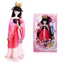 洋娃娃60 厘米新品叶萝莉仙子冰公主娃娃女孩玩具礼物 【顺丰急速发】送梳妆6样礼物