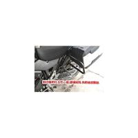 适用于铃木DL250 dr160豪爵改装保险杠保护罩全包围不锈钢防护杠