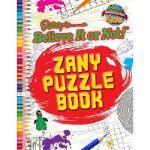 【预订】Ripley's Believe It or Not! Zany Puzzle Book