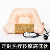 充气颈椎枕头修复颈椎专用护颈枕理疗加热按摩劲椎病