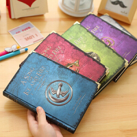 权利的游戏 冰与火之歌周边欧式笔记本子复古文艺创意怀旧魔法书