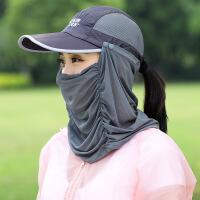 2018夏季新款遮阳帽女士户外速干透气棒球帽防晒运动骑车太阳帽