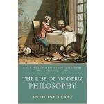 【预订】The Rise of Modern Philosophy