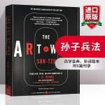 孙子兵法 英文原版 The Art of War 全英文版经典军事与哲学著作 现货正版进口英语书籍