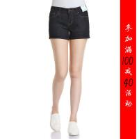 [344-300]新款女士女裤牛仔短裤子0.24