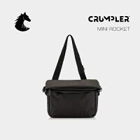 CRUMPLER澳洲小野人Mini Rocket男士包单肩包休闲商务背包斜挎包