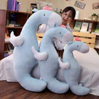 睡觉抱枕长条枕布娃娃公仔女孩公主可爱大玩偶懒人毛绒玩具萌韩国