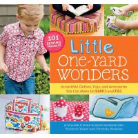 英文原版 Little One-Yard Wonders