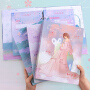 十二星座同学录毕业纪念册小仙女可爱创意网红同学录小学生同学录
