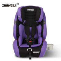 汽车儿童安全座椅9个月-12岁宝宝车载座椅isofix接口3C认证