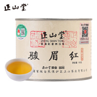 正山堂茶业 骏眉红 100克罐红茶叶 福建省武夷山特级高端正山小种