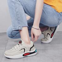新款女孩运动鞋10网红百搭12大童15岁初中学生春季韩版旅游鞋