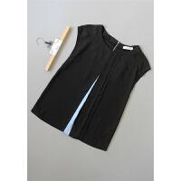 拉[F17-303]专柜品牌1598正品女士打底衫女装雪纺衫0.23KG