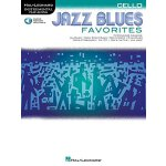 【预订】Jazz Blues Favorites: Cello 9781495053450