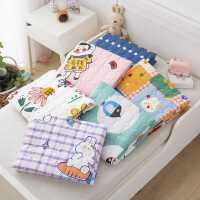 �和�床�|1.2米��|�稳思�棉幼��@午睡可洗薄款�W生拼接床褥�|子