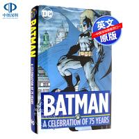 现货蝙蝠侠75周年纪念版合集BATMAN(1949-2011)系列 英文原版 DC漫画 Batman-A Celebra