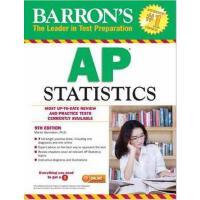 Barron's AP Statistics, 9th Edition 巴朗AP统计学,第9版修订版