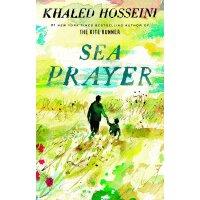 英文原版 卡勒德・胡赛尼新作:海的祈祷 插图版精装 追风筝的人 Khaled Hosseini: Sea Prayer