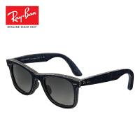 RayBan雷朋太阳镜 亚洲版太阳眼镜大框车用驾驶镜 男女复古墨镜ORB2140F