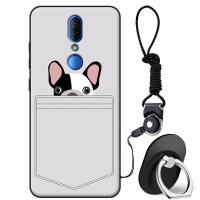 中国移动N5手机壳卡通M762保护套M761硅胶防摔全包边W1软壳女个性创意男款