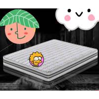 床垫20cm厚1.5m床1.8m软硬两用弹簧乳胶椰棕床垫1.2米
