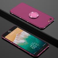 OPPO A57手机壳水钻 A57M防摔软后壳0pp0 a39钢化膜opp0A57T女款