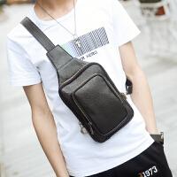 潮流 胸包男韩版潮包 2018新款男士包包腰包 单肩斜跨包学生背包