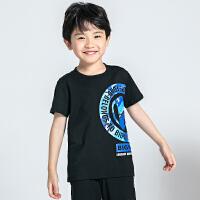 大黄蜂童装 男童短袖儿童纯色T恤2020夏季新款小男孩韩版运动短T