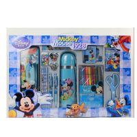 联众 迪士尼文具 儿童多功能文具套装礼品米奇学生礼盒DM0010
