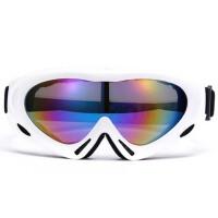 滑雪眼镜 户外骑行装备男女款护目镜 成人儿童防风沙登雪山眼镜