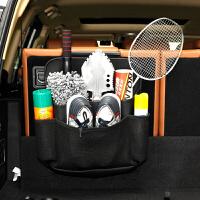 汽车后背储物袋箱后座整理置物袋箱车载用座椅后背收纳袋箱挂袋 大型SUV越野车【杂物袋】 单个XL号