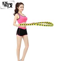 征伐 呼啦圈 成人男女通用减肥瘦腰收腹不可拆卸钢管家用健身器材