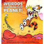 Weirdos from Another Planet! 卡尔文与跳跳虎系列-外星来的怪物!9780836218626