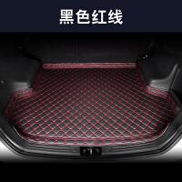 哈弗H4、H6哈佛M6、H1H2H2S H3H5H7长城C30C5M4汽车后备箱垫 高边黑色 红线(加厚)