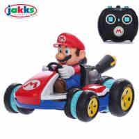 六一礼物任天堂杰克仕男孩玩具四驱赛车马里奥/马力欧幻轮特技遥控车02497