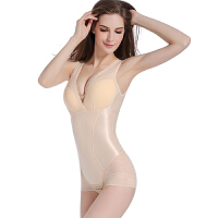美体紧身塑形内衣女夏季薄款连体塑身衣收腹衣服束身束腰
