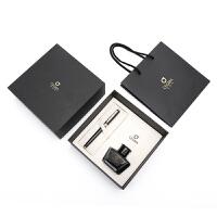 【单件包邮】晨光希格玛学生练字金属礼盒装套装钢笔办公墨水笔礼品笔HAFP0918