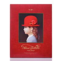 【礼盒特惠】红帽子红色什锦饼干礼盒504.4g(日本进口 盒)