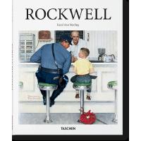 英文原版 Norman Rockwell 诺曼 洛克威尔 艺术绘画作品集画册 20世纪美国画家插画家绘画作品画集 TAS
