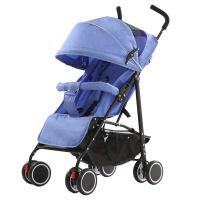 W 超轻便携婴儿推车可坐可躺伞车折叠简易四轮避震宝宝手推小婴儿车