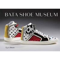 【�A�】Bata Shoe Museum 巴塔鞋博物�^ 服�b鞋子鞋履女鞋�O� 英文原版