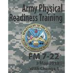 【预订】Army Physical Readiness Training FM 7-22
