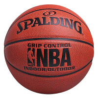 斯伯丁 SPALDING 74-604Y 掌控 经典系列篮球 室内外通用 7号标准球 耐磨PU材质