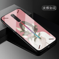 努比亚红魔游戏手机钢化玻璃壳NX609J保护套卡通潮男防摔外壳硅胶