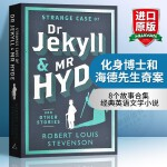 化身博士和海德先生奇案 英文原版 Strange Case of Dr Jekyll and Mr Hyde 英国经典
