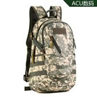 户外装备男女背包登山包运动骑行包军迷战术背包防水耐磨 20-35升