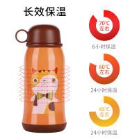 宝宝吸水杯 宝宝带吸管1-2-3岁防摔儿童水杯幼儿园水壶婴儿学饮杯两用