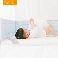 20180823041238848日本婴儿床上用品四季通用儿童宝宝防撞击透气 晴空蓝 其它