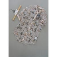 宛[A52-231]专柜品牌759正品真丝女士打底衫女装雪纺衫0.05KG